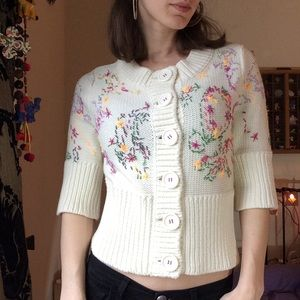 Free People Cardigan Sprint Gorgeous Soft Sweater